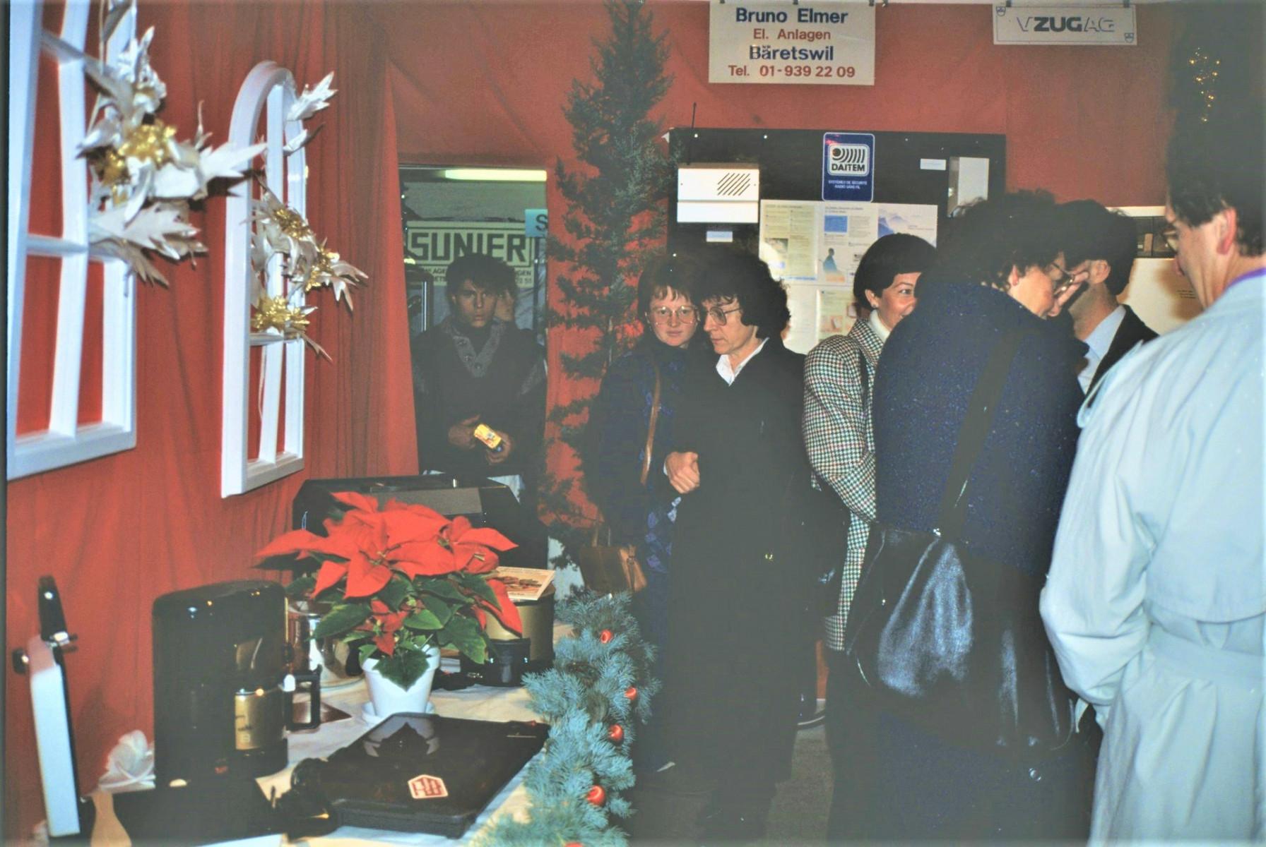 Gewerbeausstellung B.Elmer, Elektro