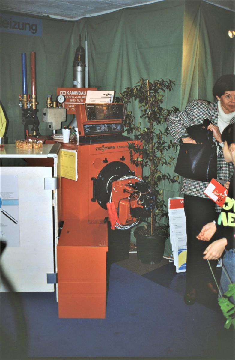 Gewerbeausstellung Sunier AG