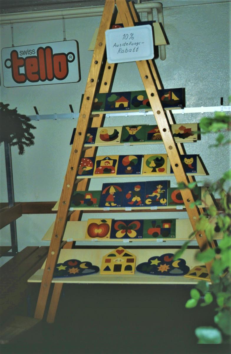 Gewerbeausstellung Spielwaren Tello