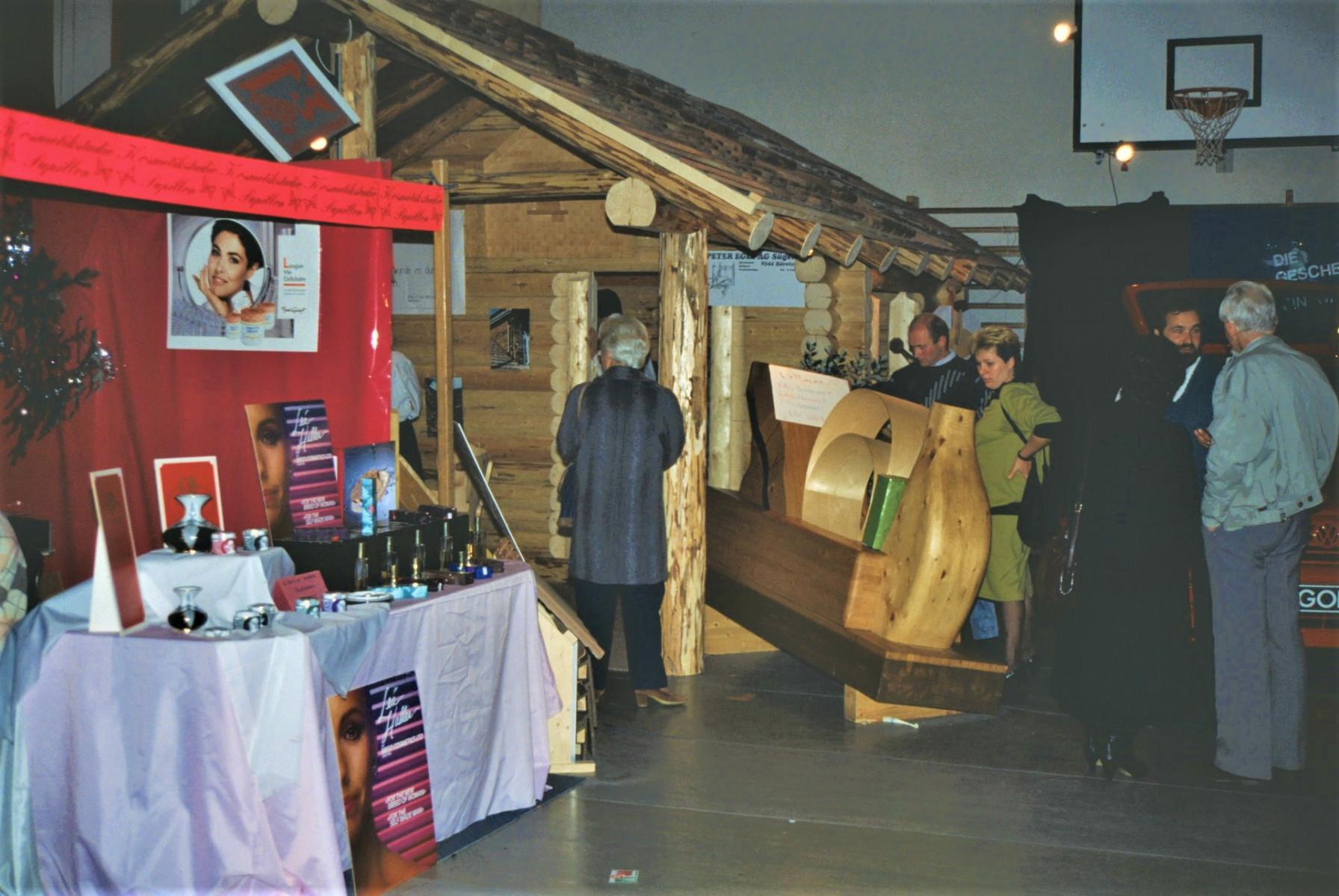 Gewerbeausstellung Dachdecker Schelldorfer