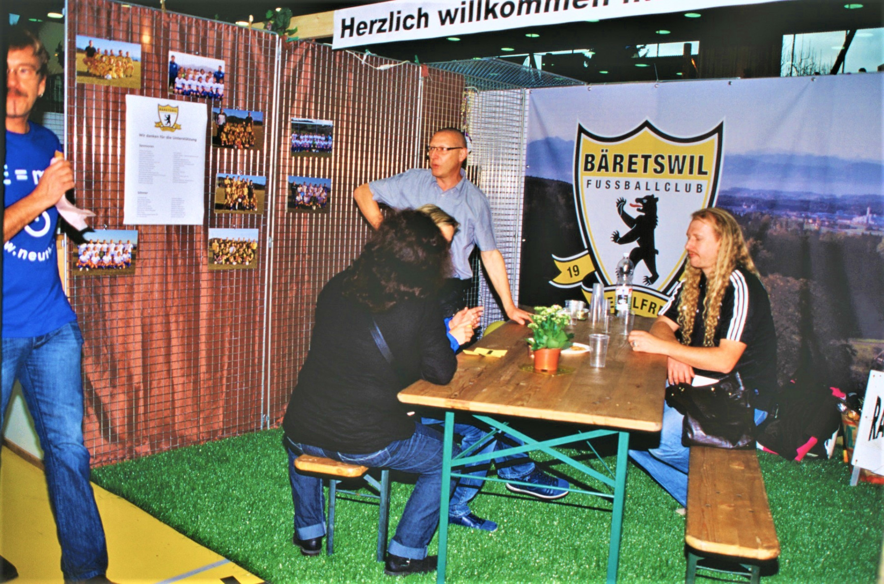GeWA 12 FC Bäretswil