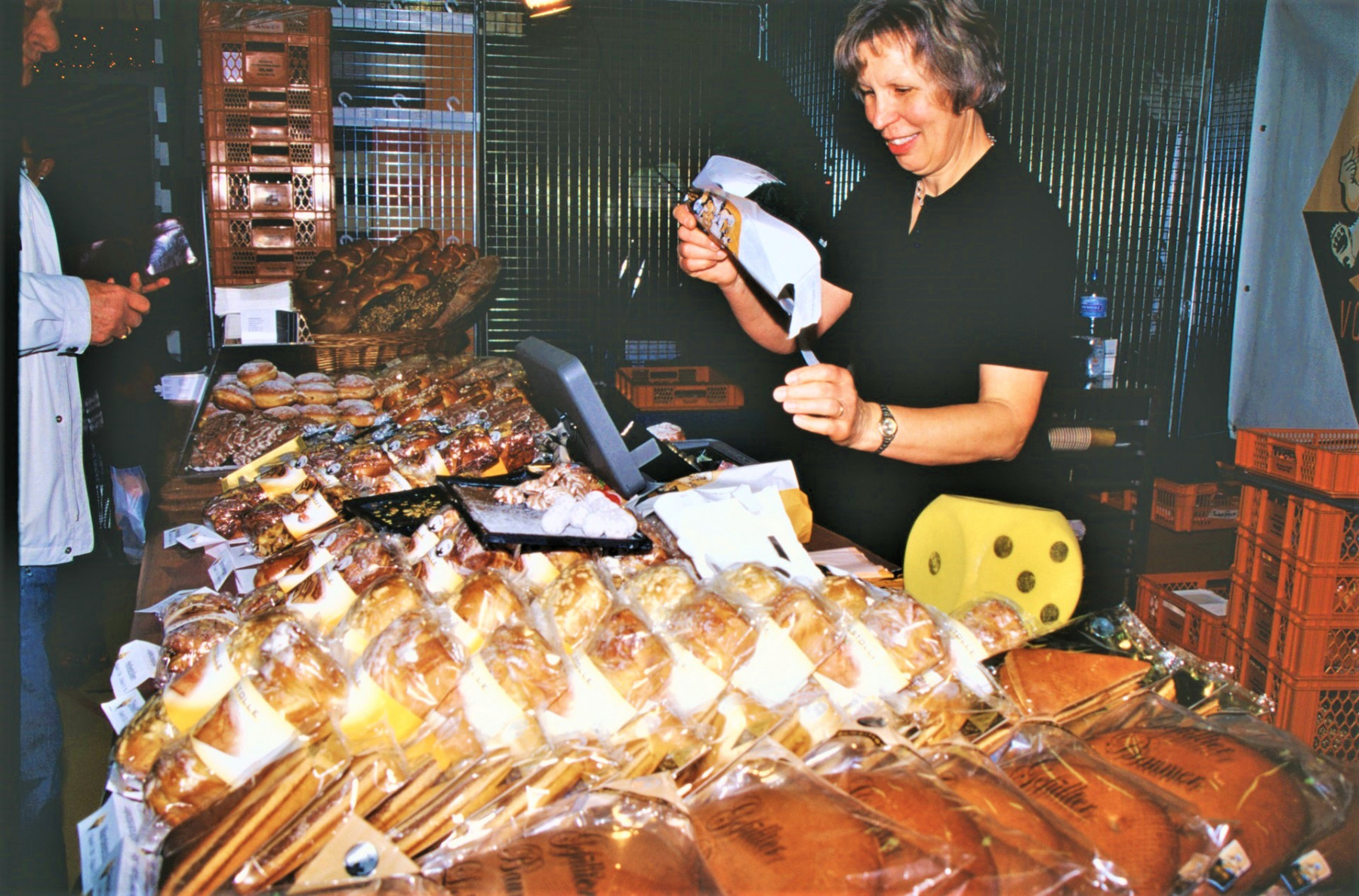 GeWA 12 Bäckerei Volland, Christine Spörri