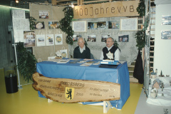 GeWA 09 Stand VVB mit Paul Schoch und Bert Hubmann