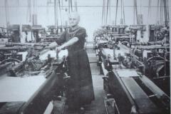 Fabrik Spörri, Weberin Ida Schläpfer