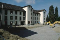 Umbau Fabrik Spörri in Lofts, Aussenansicht