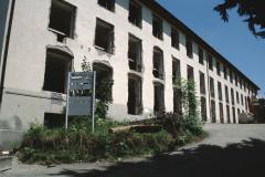 ehemalige Fabrik Spörri, Frontseite, Umbau in Lofts