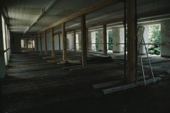 Umbau Fabrik Spörri in Lofts, ehemaliges Fabrikareal