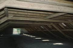 ehemalige Fabrik Spörri, Umbau in Lofts, Dachboden