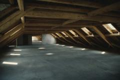 ehemalige Fabrik Spörri, Dachboden