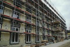 ehemalige Fabrik Spörri, Umbau in Loftwohnungen
