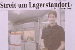 Firma Dr. Pleisch, Headlines aus dem ZO
