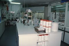 Firma Dr. Pleisch, Labor