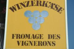 Käserei Bettswil, 'Winzerkäse - Fromage d. V.'