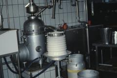 Käserei Klein Bäretswil, Milchzentrifuge