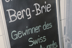 Käserei Klein Bäretswil, 'Chlibäretswiler Berg-Brie - Swiss Award'