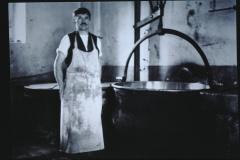 Käserei Wappenswil, Senn Artho und Käsekessi - Betrieb 1962 eingstellt