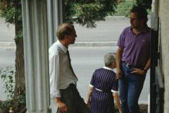 Bäretswil, Güetli, Arch. Silvio Bertolini, Einweihung 19.9.1987