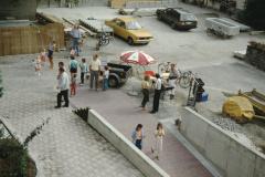 Postneubau, Zivilschutzanlage, Einweihung 19.9.1987