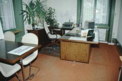 Gemeindehaus, TdoT, Zimmer GdeSchreiber