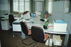 Gemeindehaus, TdoT,Büro Bausekretär