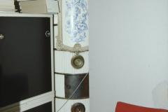 Gemeindehaus, TdoT, Ofen im Zimmer GdeAmman