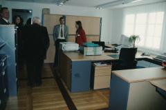 Renoviertes GdeHaus, Büro