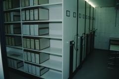 Renoviertes GdeHaus, Archivraum