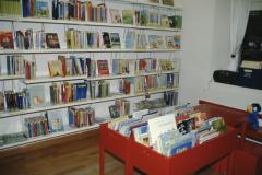 ,alte' Bibliothek im Nebengebäude des GdeHauses