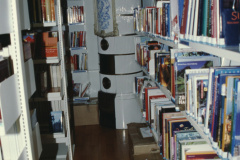 in der ,alten' Bibliothek