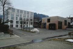 Alterswohnheim + Mediathek