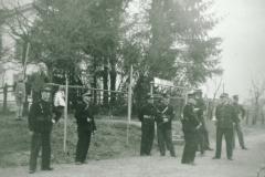 Feuerwehrübung beim Sek.Schulhaus