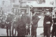 Feuerwehrübung Schulhausstr, imHG Migros Verkaufswagen, Detail