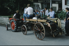 alte Feuerspritze Wappenswil