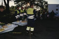 Feuerwehrverein,Übergabe neuen Oelwehrfahrzeuges