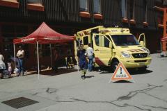TdoT der Feuerwehr, Werkhof Notruf 144