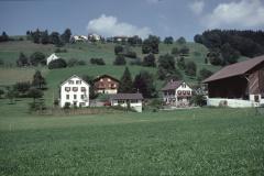 Schulhaus Scheune Amacher Halde