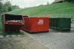 Werkhof Entsorgungsstelle