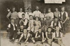 Schule Berg, Erinnerung an den Ausflug über Goldau-Rigi-Kulm