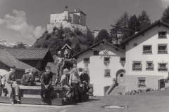 Schule Berg, Klassenlager Unter Engadin, Scuol/Ardez/Guarda, Schuls-Tarasp GR