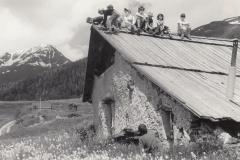 Schule Berg, Klassenlager Unter Engadin, Scuol/Ardez/Guarda