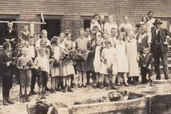 Schule Berg, Schulreise nach Partnun (St. Antöninen und Sulzfluh), 3 Tage