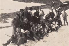 Schule Berg, Schulreise über den Panixer-Pass, 3 Tage