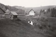 Käserei Kleinbäretswil, alte (bis 1933) und neue Käserei