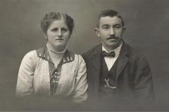 Käserei Kleinbäretswil, Ehepaar Reiser, Hans Reiser Käser bis 1921