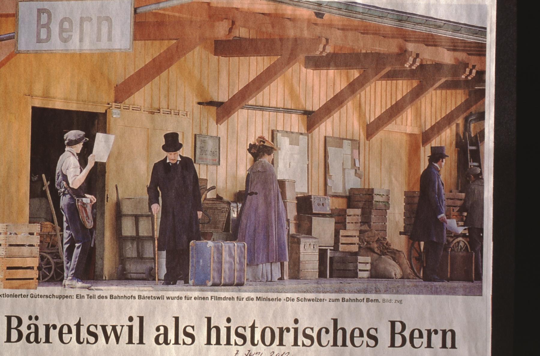Bäretswil als historisches Bern