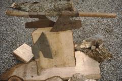 Linke und rechte Breitaxt - Sagi Stockrüti