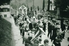 Bahneinweihung 1947, Musikverein