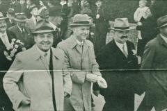 Bahneinweihung 1947, Regierungsräte