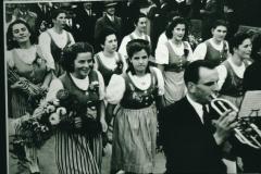 Bahneinweihung 1947, Frau Alice Schelldorfer
