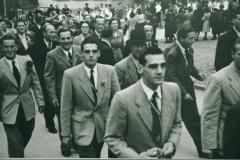 Bahneinweihung 1947, Jakob Schelldorfer